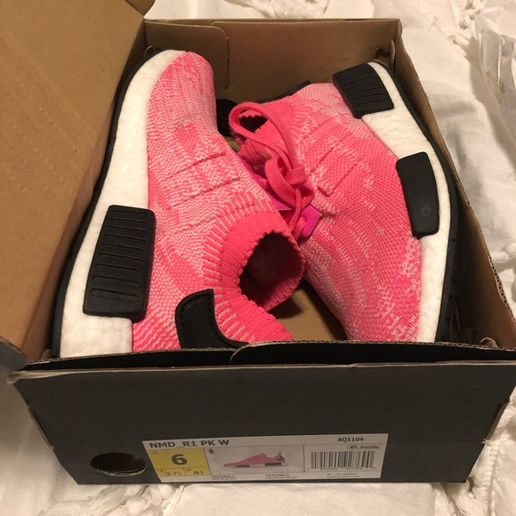 6da72843d adidas Shoes - Hot pink adidas NMD R1